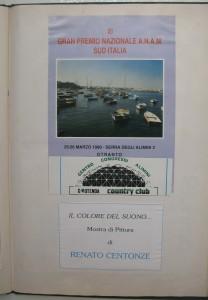 Gran premio nazionale Anam Sud Italia,  Otranto, 25-26 marzo 1990