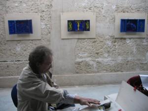 Frammenti di suoni, la mostra ai Cantieri Teatrali Koreja, Lecce 2005