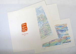 Renato Centonze, Segni Sogni Suoni Colori, 1992